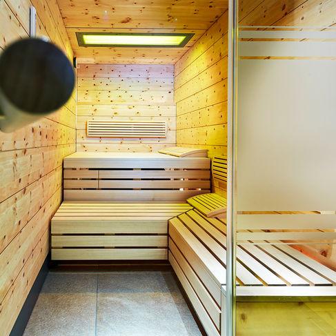 sauna wohlbefinden habachklause. Black Bedroom Furniture Sets. Home Design Ideas